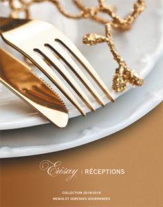 Nouvelle brochure menus et plats à emporter